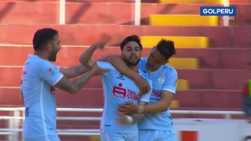 Real Garcilaso derrotó 2-1 a Melgar y avanzó a la siguiente fase de la Copa Bicentenario (VIDEO)