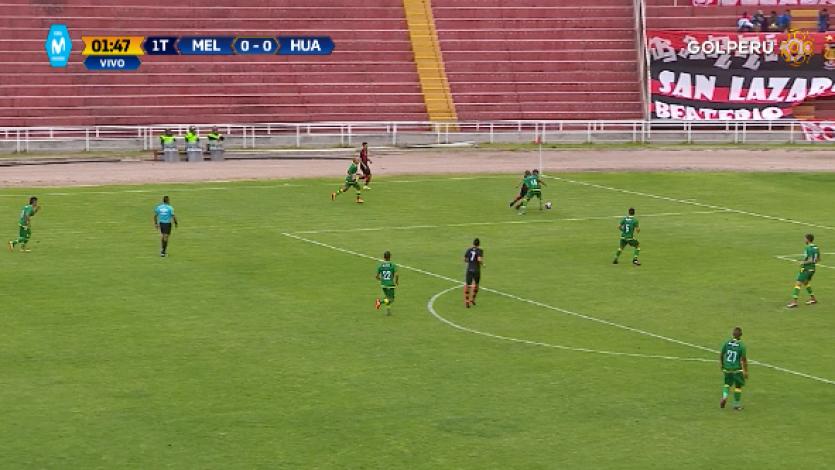 Melgar volteó el partido y superó por 2-1 a Sport Huancayo