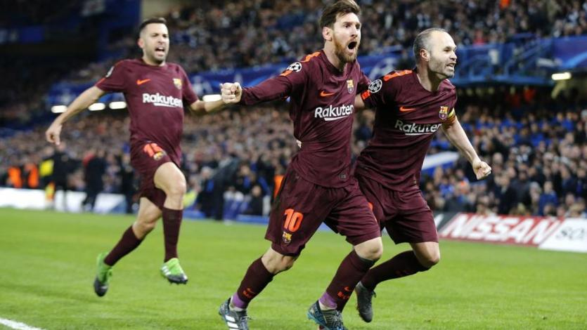 Champions League: Messi rompe la estadística y le anota al Chelsea