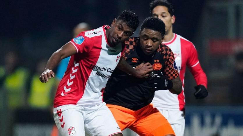 Eredivisie: Miguel Araujo renovó por una temporada con el FC Emmen de Holanda (VIDEO)