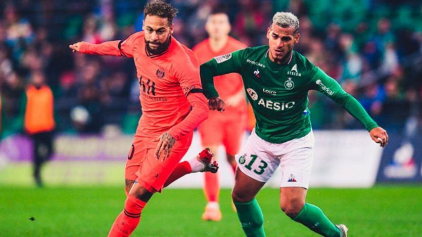 Miguel Trauco: la historia detrás del intercambio de camisetas con Neymar (VIDEO)