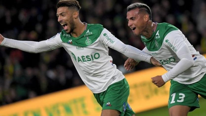 Asistencia de Miguel Trauco aparece entre las mejores jugadas del Saint-Étienne (VIDEO)