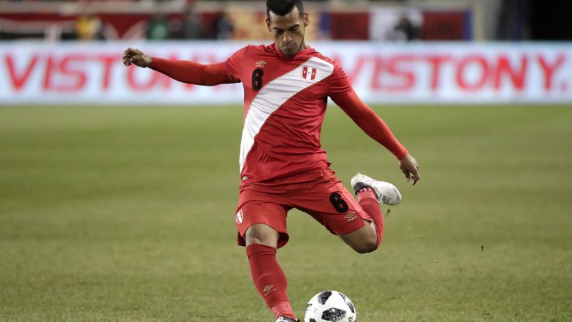 Miguel Trauco en el XI ideal de la fecha FIFA