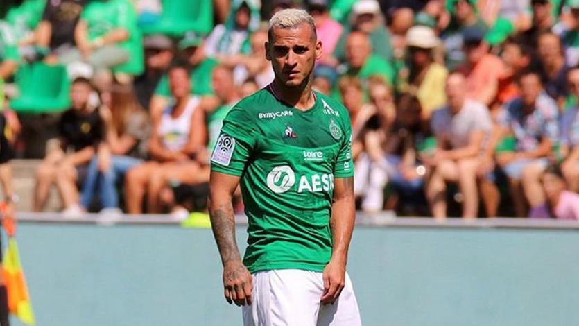Miguel Trauco viaja con el Saint-Etienne a Ucrania para jugar la Europa League