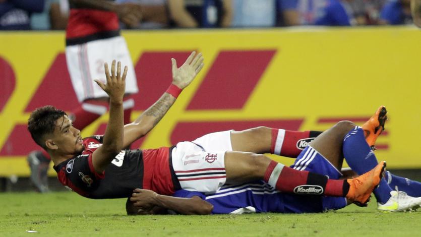 Miguel Trauco y Paolo Guerrero se quedaron sin DT en el Flamengo