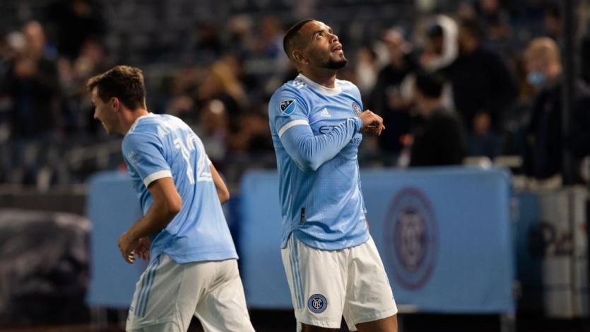 MLS: mira el gol de Alexander Callens en la goleada del New York City (VIDEO)