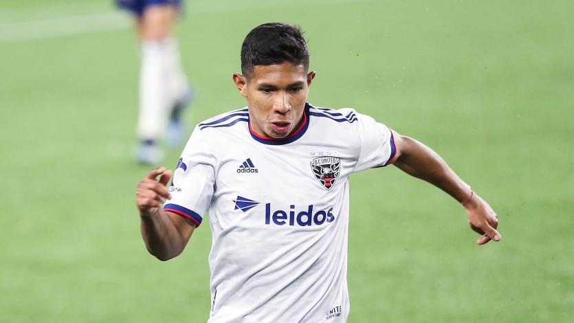 MLS: Edison Flores anotó un golazo con el DC United (VIDEO)