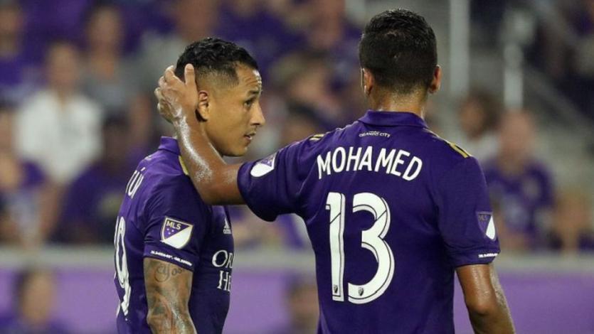 Yoshimar Yotún y Carlos Ascues no pudieron evitar la derrota del Orlando City