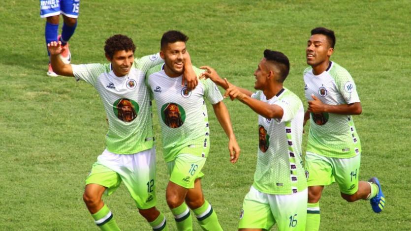 Copa Perú: Molinos El Pirata vence con autoridad al Santos FC (4-0)