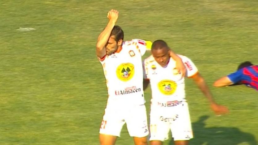 Mauricio Montes sigue anotando con Ayacucho FC: