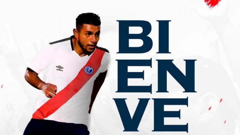 Deportivo Municipal: Aaron Torres es el sexto refuerzo 'edil'