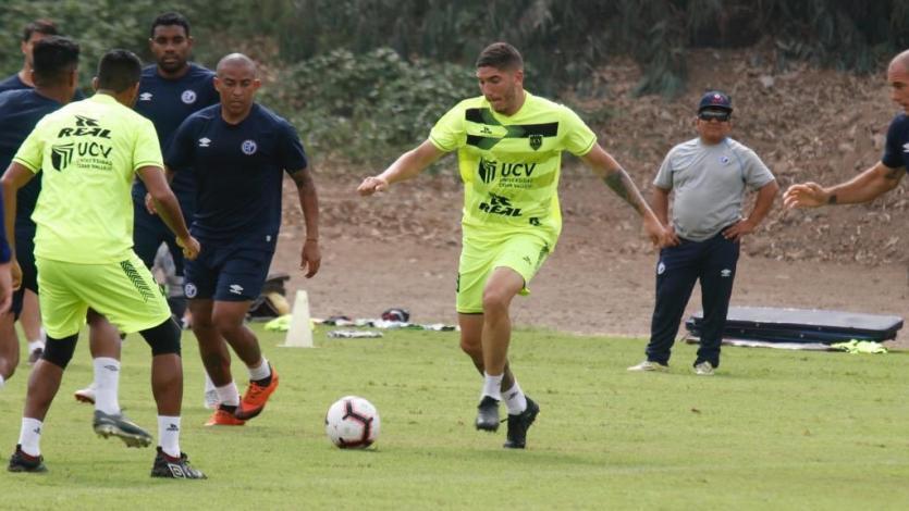 Deportivo Municipal y la Universidad César Vallejo se midieron en dos amistosos