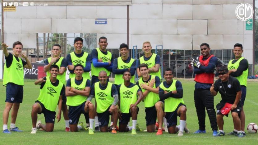 Deportivo Municipal: El plantel para afrontar la temporada 2019