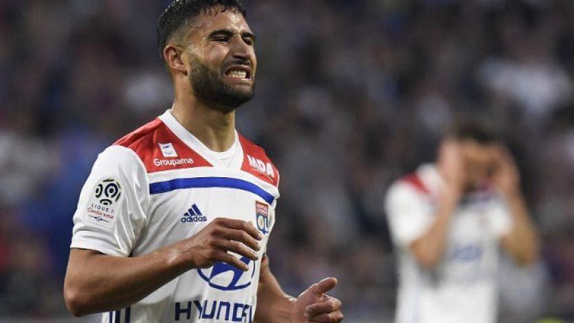 Nabil Fekir no fichará por el Liverpool