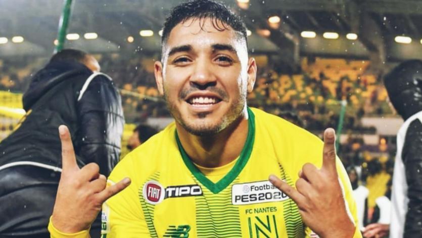 Percy Prado volvió a ser convocado por el Nantes y podría debutar en la Ligue 1