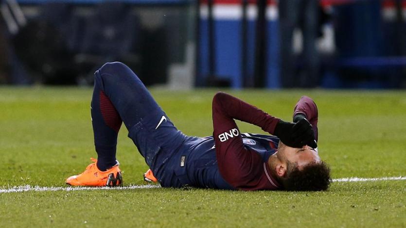 Neymar será operado este fin de semana en Brasil