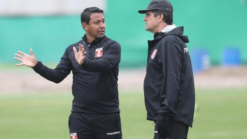 """Nolberto Solano sobre la Sub23: """"Observaremos jugadores de Segunda División y Copa Perú"""" (VIDEO)"""
