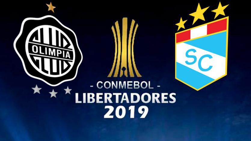Copa Libertadores: Sporting Cristal visita a Olimpia por la sexta fecha de fase de grupos