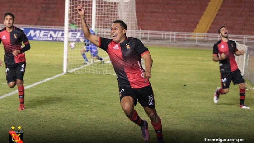 Omar Tejeda termina su vínculo con FBC Melgar