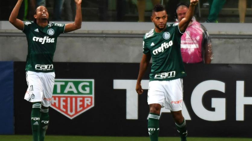Palmeiras venció a Alianza Lima (2-0)