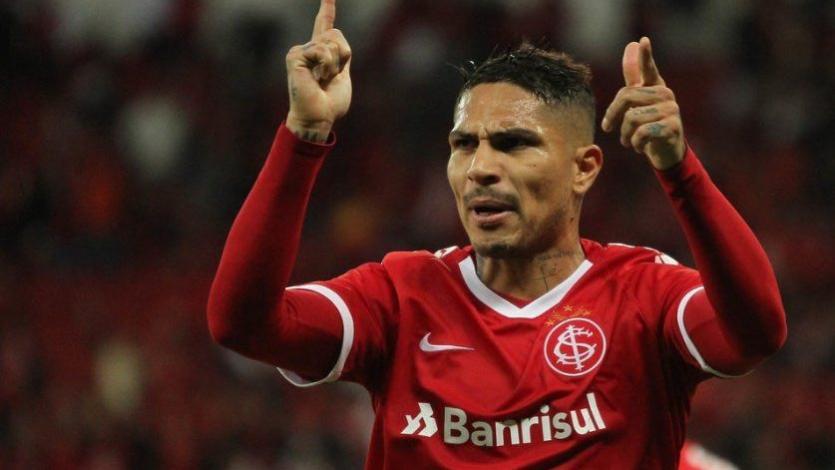 Copa Libertadores: Paolo Guerrero anota y le da la victoria al Internacional en cancha de Nacional (VIDEO)