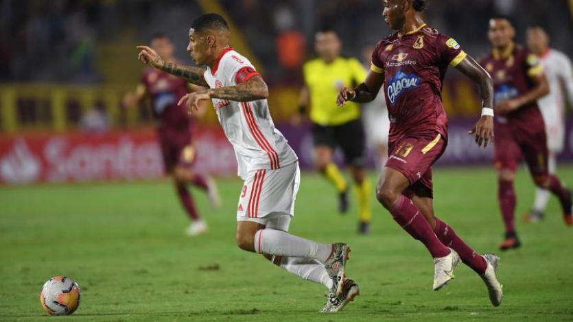 Copa Libertadores: Paolo Guerrero se mantiene como capitán del Internacional
