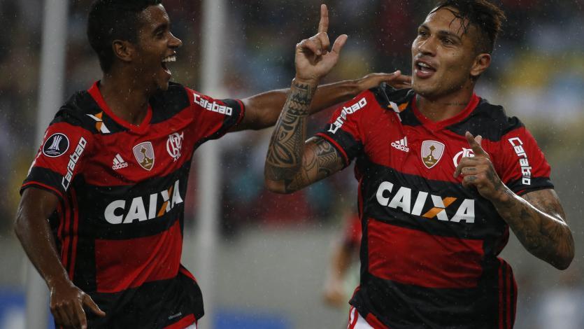 Paolo Guerrero volverá a ser titular con el Flamengo