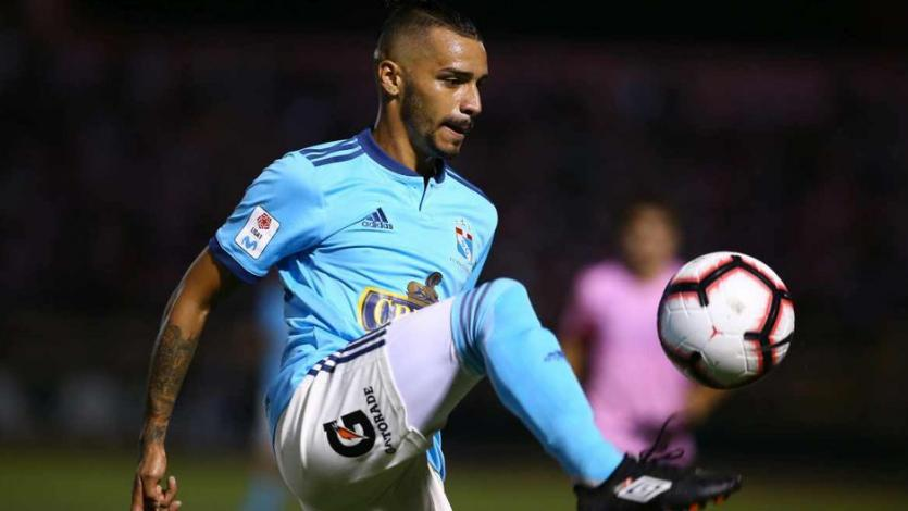 Fichajes 2020: Sporting Cristal prestó a Patricio Arce al Carlos A. Mannucci de Trujillo