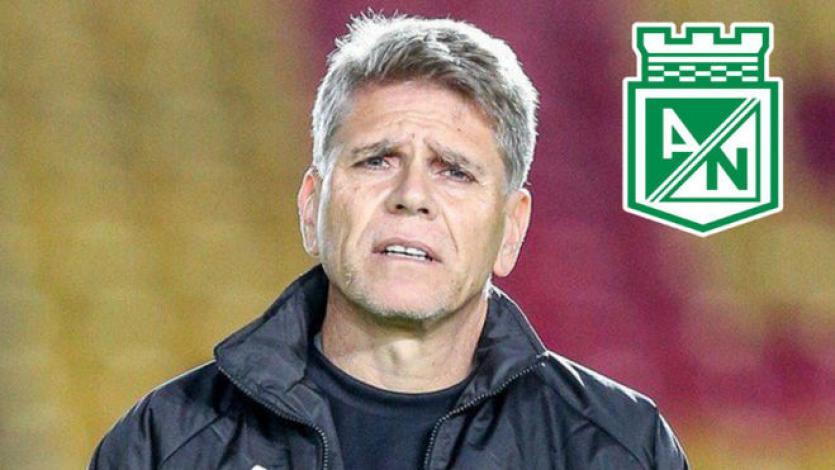 Paulo Autuori es nuevo técnico del Atlético Nacional de Colombia
