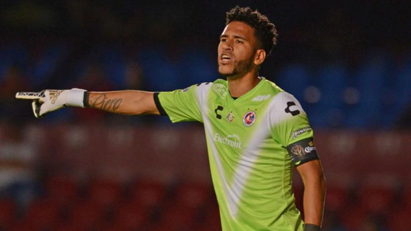 Pedro Gallese luce como capitán de Veracruz