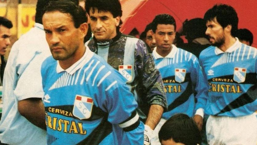 Sporting Cristal: el homenaje del técnico de Cerro Porteño a Pedro Garay (VIDEO)