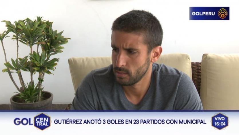 Pedro Gutiérrez: