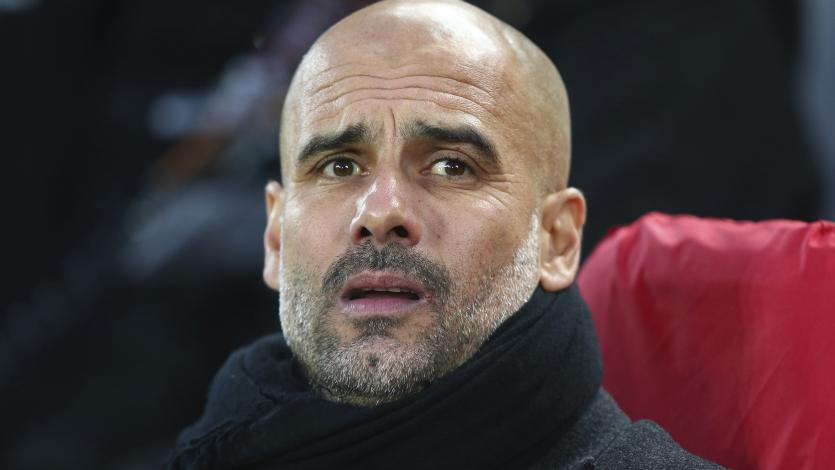 Pep Guardiola: