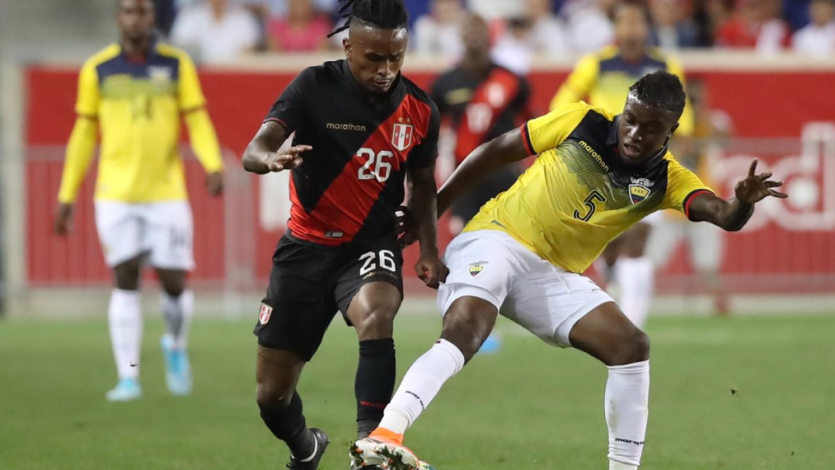 Perú 0-1 Ecuador: mira las mejores postales del amistoso en Nueva Jersey (FOTOS)