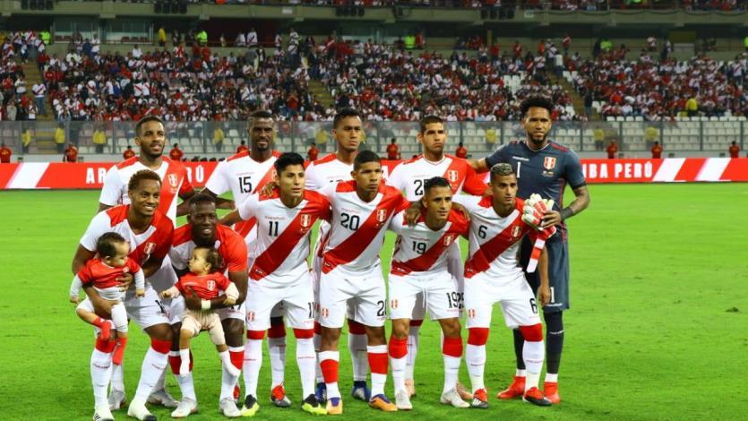 Perú y Paraguay juegan amistoso en Nueva Jersey