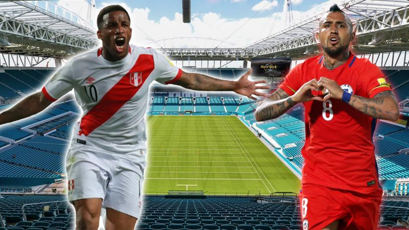 Selección Peruana: Chile confirmó amistoso con la 'blanquirroja' en Miami