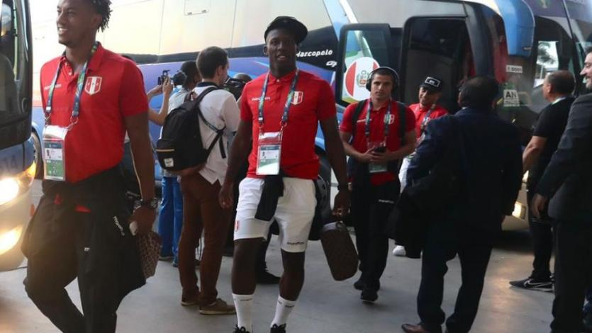 Selección Peruana: Ricardo Gareca y compañía llegaron a Sao Paulo