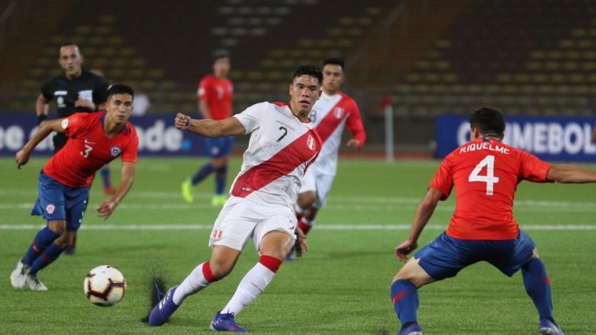 Sudamericano Sub-17: Perú y Chile se miden por el hexagonal final