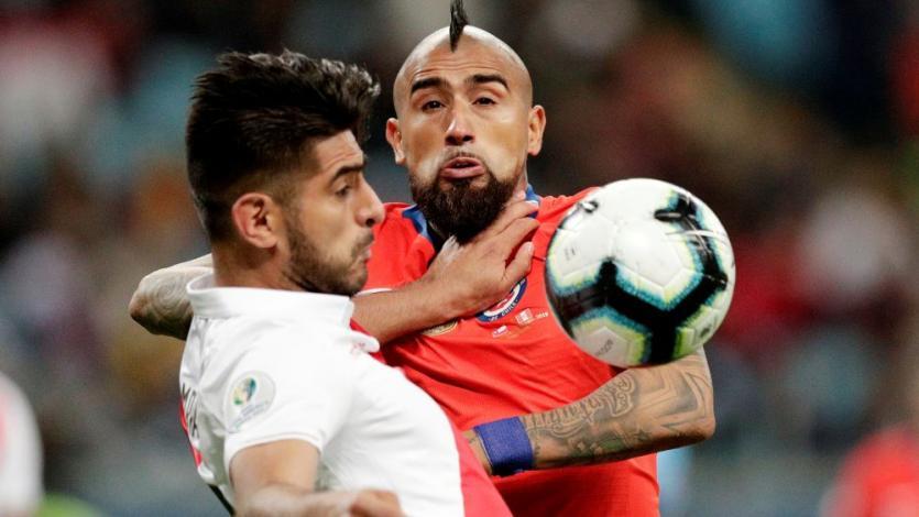 Chile dio su lista de convocados para el partido amistoso con la Selección Peruana en Lima