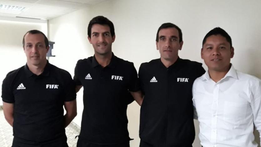 Perú vs. Ecuador: El uruguayo Leodán González será el árbitro del encuentro