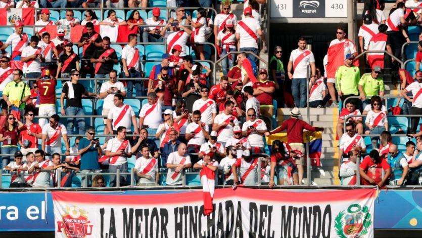 CONMEBOL sobre el Selección Peruana 0-0 Venezuela: