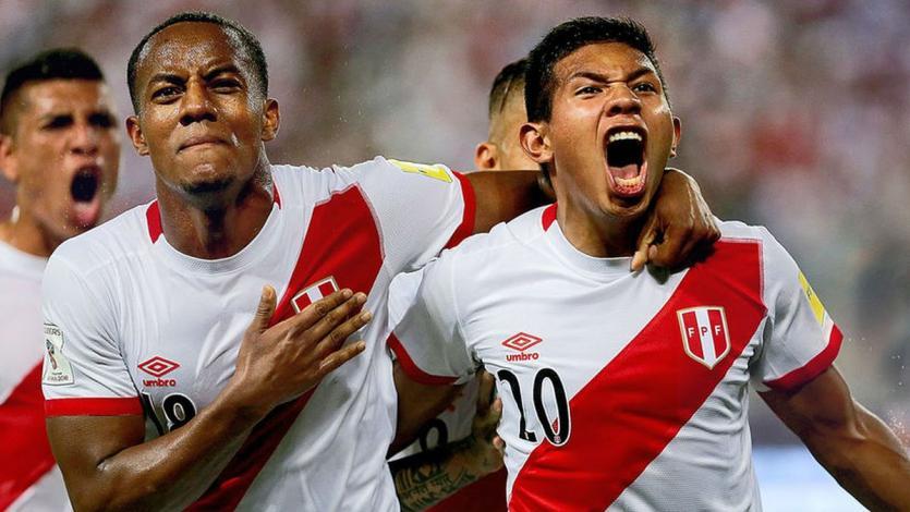 Los 5 amistosos confirmados de Perú previo a Rusia 2018