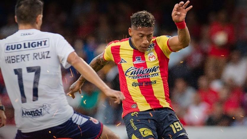 Sandoval, Ávila, Gallese y Cartagena jugaron en empate de Morelia y Veracruz
