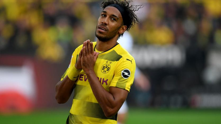 Arsenal manda su primera oferta por Pierre-Emerick Aubameyang