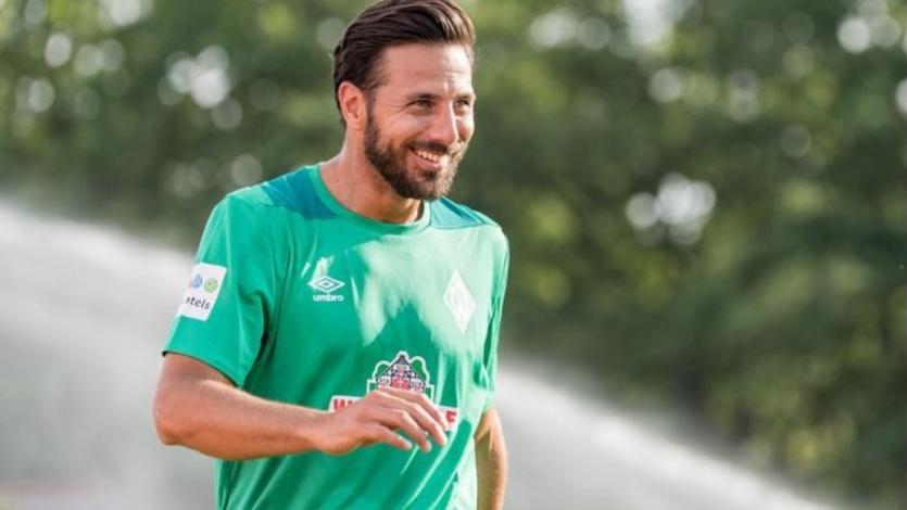 Claudio Pizarro vuelve al gol en Alemania