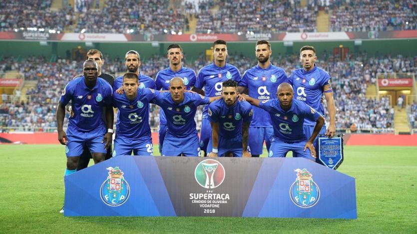 Porto se queda con la Supercopa de Portugal