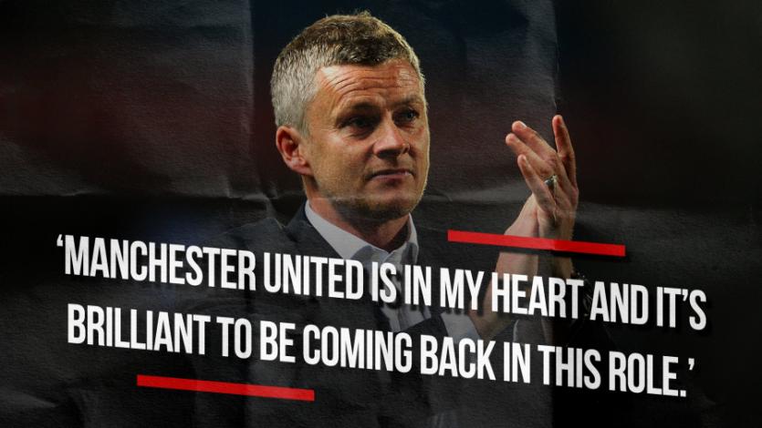 Premier League: Ole Gunnar Solskjaer dirigirá al Manchester United