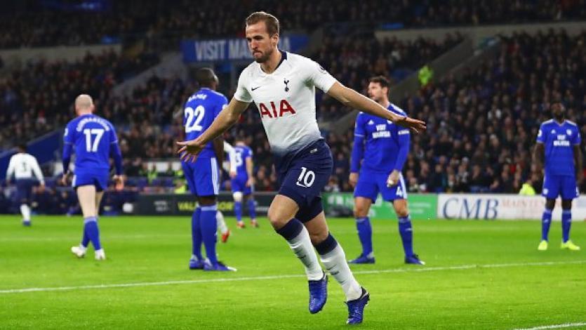 Premier League: Tottenham golea de la mano de Harry Kane