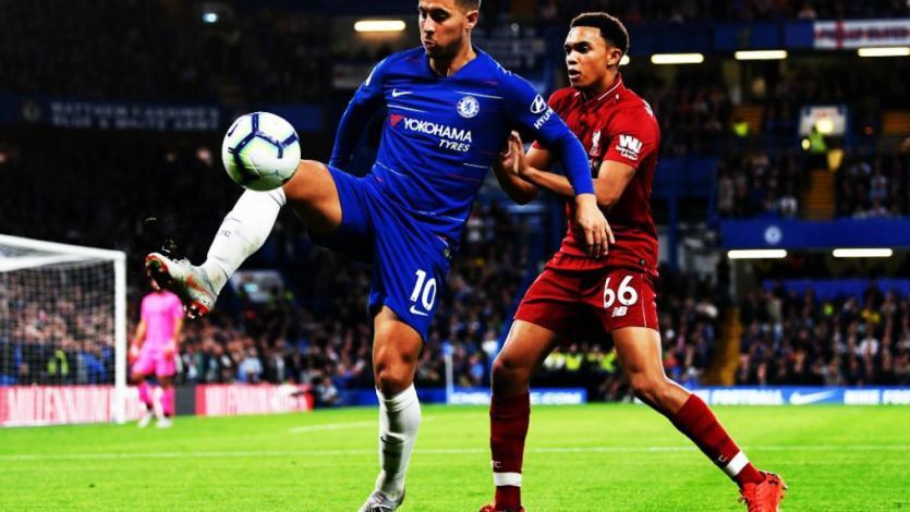 Premier League: Chelsea y Liverpool igualan en duelo directo (1-1)
