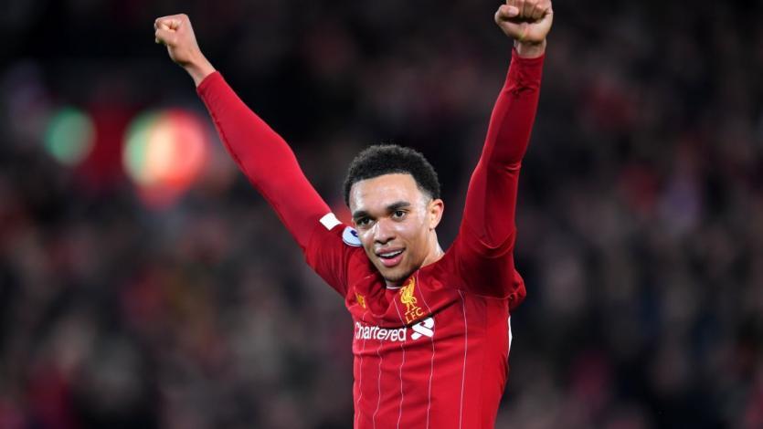 Premier League: Liverpool goleó al Everton en el derby con show de Mané